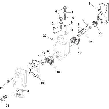 3 8 Diameter Oil Pump Ball Bearing for Harley Davidson